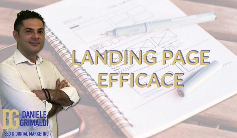 Landing Page Esempi costruire una landing page efficace con call to action