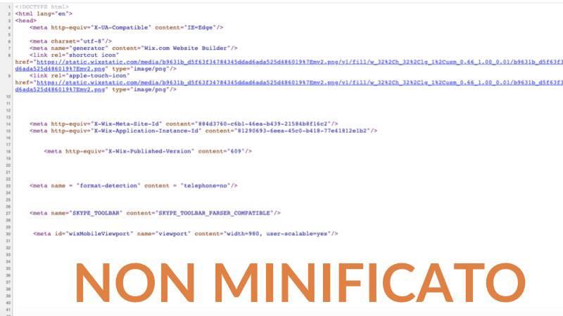 Minificare il codice Javascript e CSS del proprio sito 1 di 2