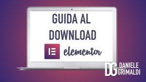 come installare plugin elementor su wordpress