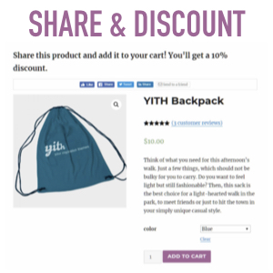 share for discounts woocommerce plugin