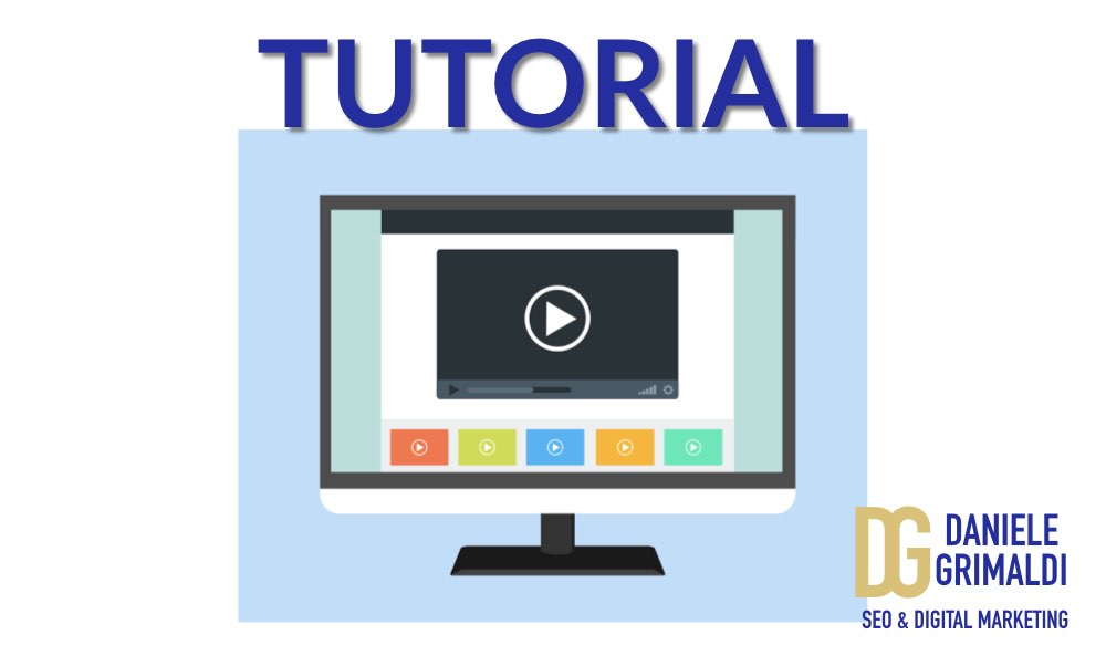tutorial elementor daniele grimaldi