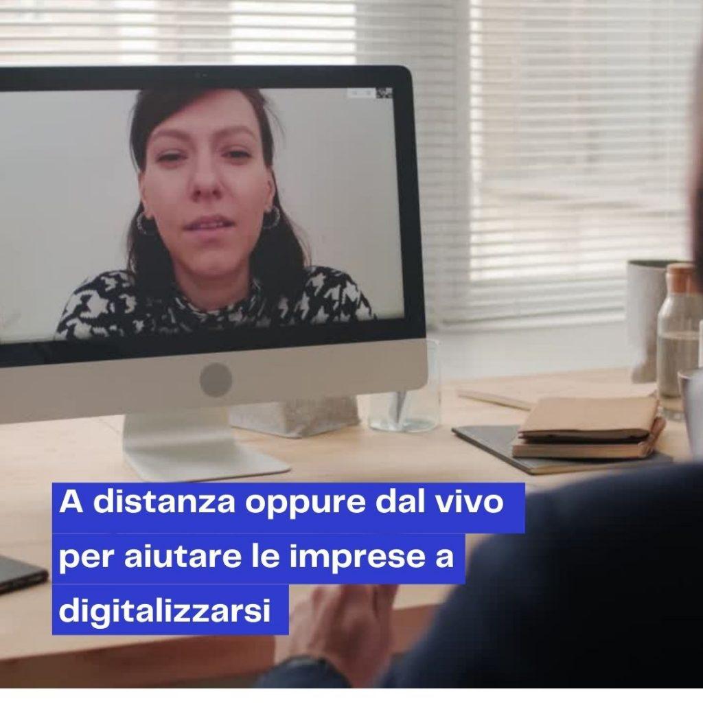 a domicilio o in video conferenza su google meet skype zoom o whatsapp